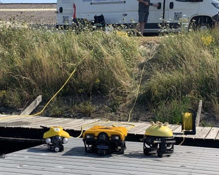 Our Mini and Micro ROVs